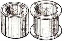 Изготавливаем бетонные кольца своими силами.