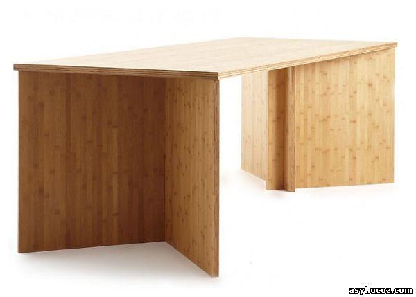 Собранный стол своими руками - вариант 3