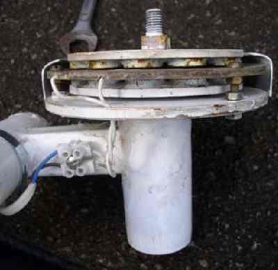 Самодельный аксиальный генератор на постоянных магнитах