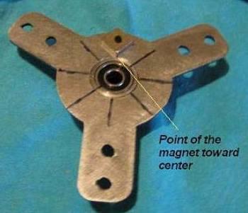 Самодельный генератор для ветряка