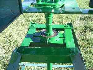 Ветроустановка с вертикальной осью вращения