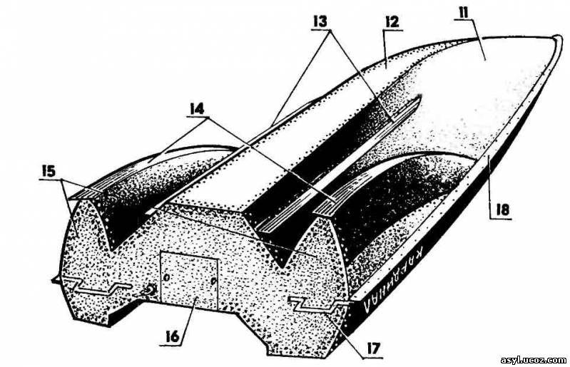 Приклад своими руками на воздушку мр 512