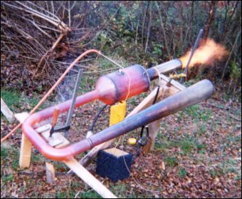 Воздушно реактивный двигатель своими руками фото 523