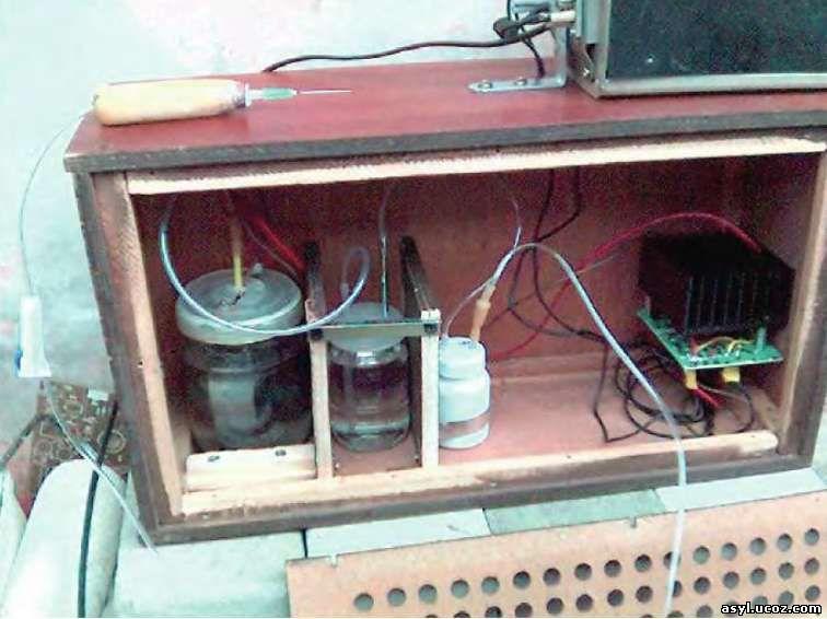 Сварочный аппарат для дома