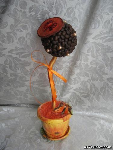"""Кофейное дерево""""Вокруг счастья"""""""